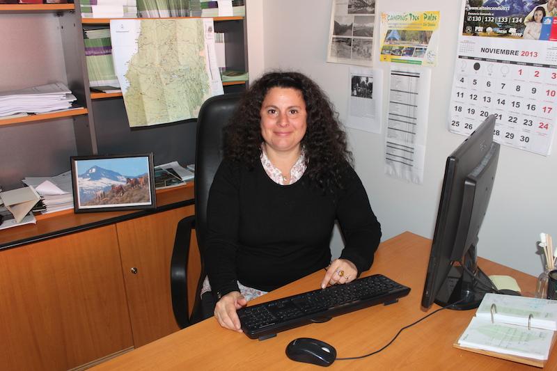 María Carolina Petinelli Martínez, Encargada de Turismo.